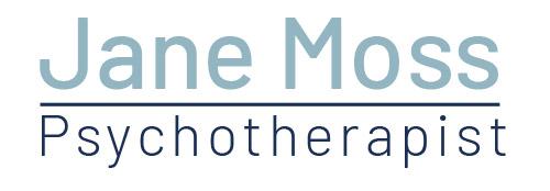 Jane Moss – Psychotherapist in Guernsey Logo